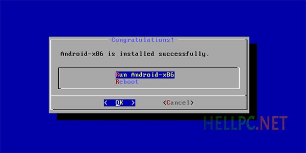 How To Install Android KitKat 4.4 Operating System on your PC or Laptop - Installed successfully