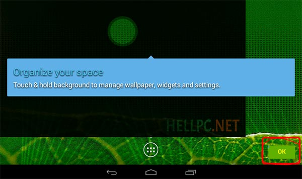 How To Install Android KitKat 4.4 Operating System on your PC or Laptop - press ok