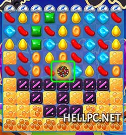 Special Candy added to Candy Crush Soda Saga level