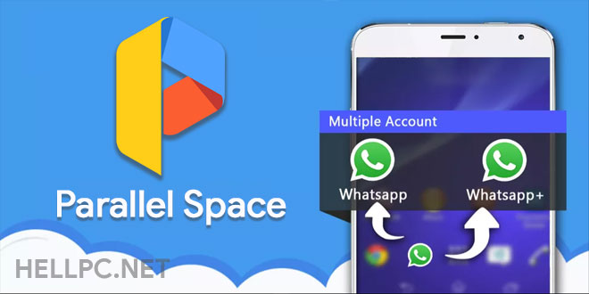 How to Install and Run two WhatsApp accounts in Android phone using Parallel Space