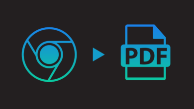 How To Save Webpages To Pdf Using Google Chrome