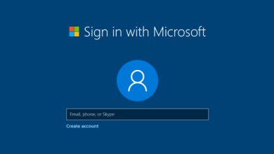 How To Sign In With Microsoft Account In Windows 10
