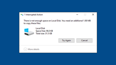 How To Free Up Or Clean Space In Windows C Drive