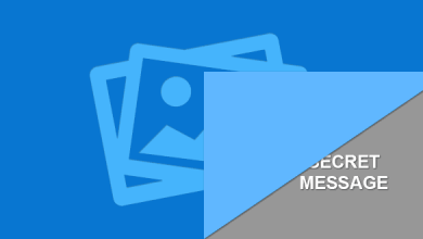 How To Hide Text Into Image Using Command Prompt Steganography Secret Message