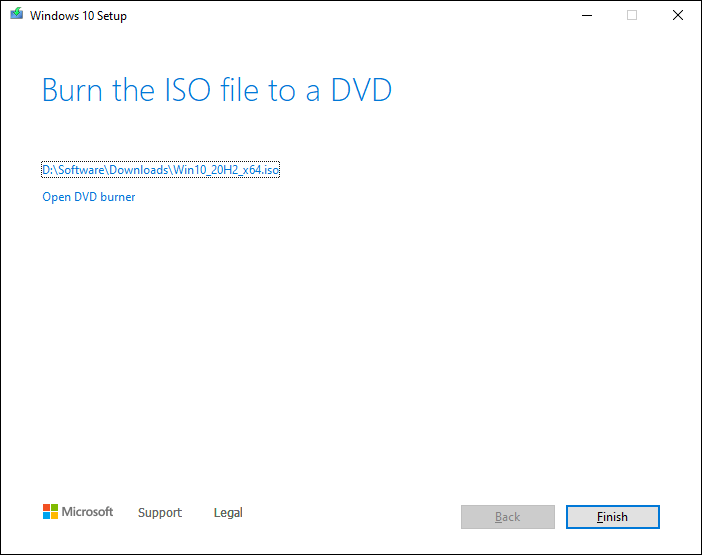 Windows 10 Iso Download Completed