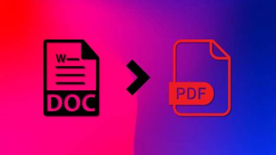 How To Convert Docs To Pdf On Iphone Or Ipad Ios