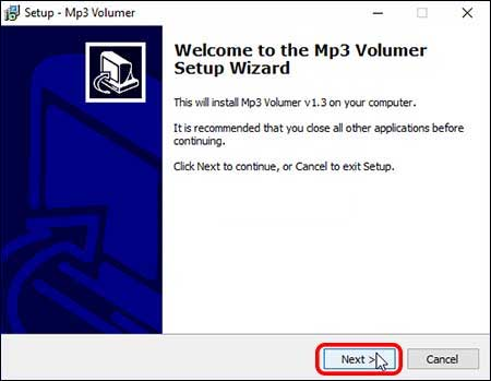 Install Mp3volumer On Your Pc