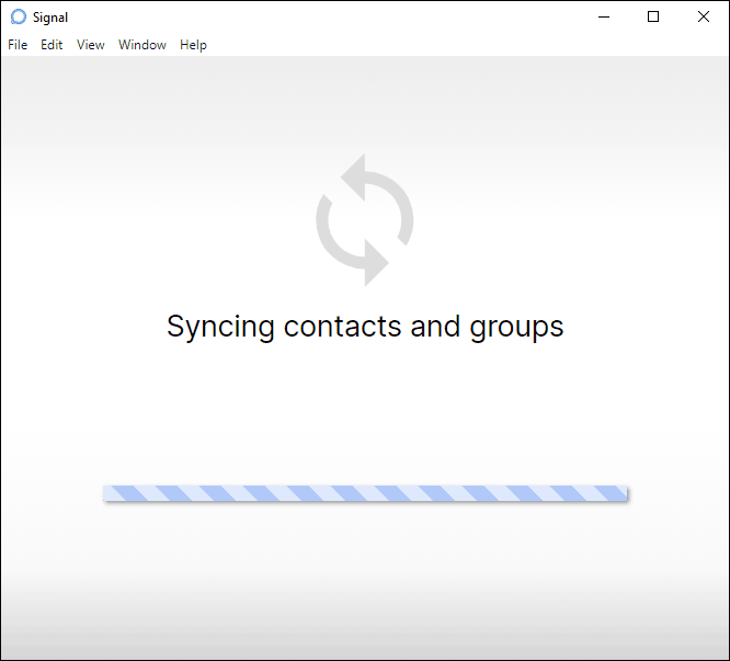 Signal Will Sync Your Contacts And Chats With Desktop App