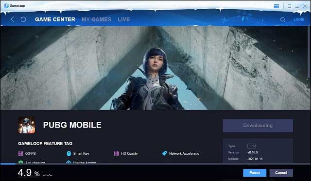 Download And Install Pubg Mobile On Gameloop Android Emulator