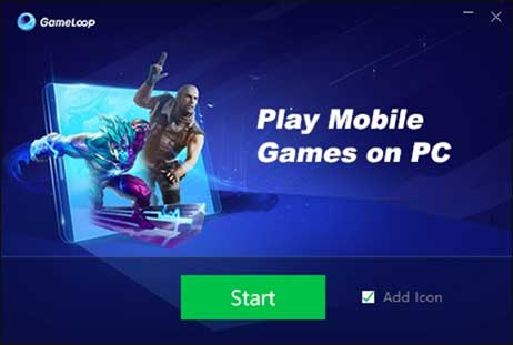 Launch Gameloop Android Emulator After Installation
