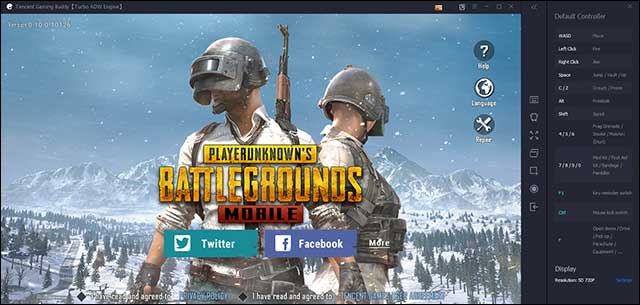 Play Pubg On Gameloop Android Emulator