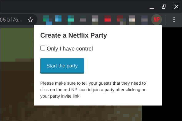 Create A Netflix Party To Watch Movies Online