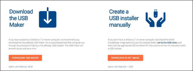 Download Chrome Os Iso Or Usb Maker