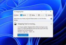 How To Restore Missing Snipping Tool After Windows 11 Upgrade