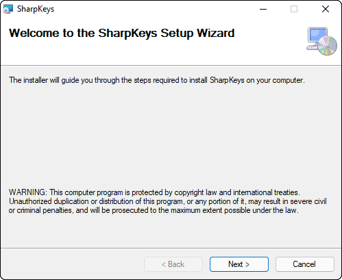 Install Sharpkeys On Your Windows 11 Or 10 Pc